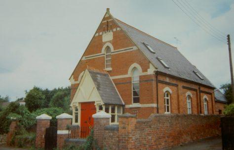 Ashford Carbonel PM Chapel, Shropshire