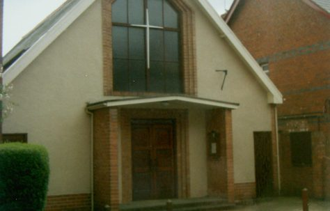 Craven Arms Primitive Methodist chapel