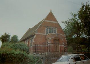1924 Richards Castle Primitive Methodist Chapel as it was in 1993. | Keith Guyler 1993