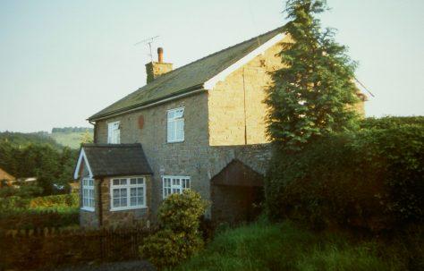 Bucknell PM Chapel, Shropshire