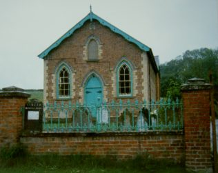 1877 Lingen Primitive Methodist Chapel  as it was in 1993 | Keith Guyler 1993