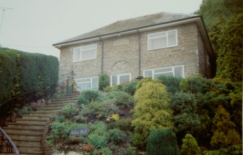 Llangunllo Primitive Methodist chapel