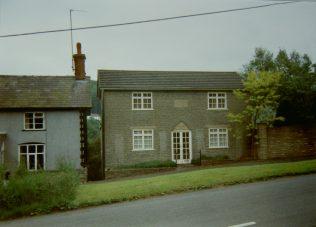 former Lloiney Primitive Methodist chapel | Keith Guyler 1993