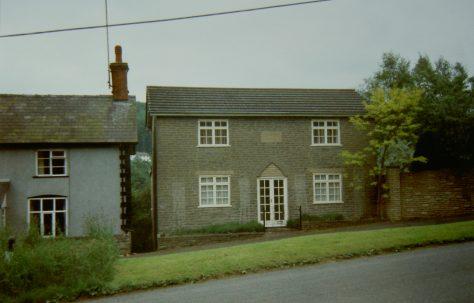 Lloiney (Lloyney) Primitive Methodist chapel