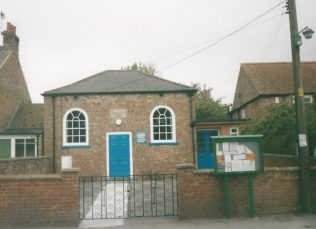 1850 Claxton Primitive Methodist Chapel  as it was in 2002 | Keith Guyler 2002