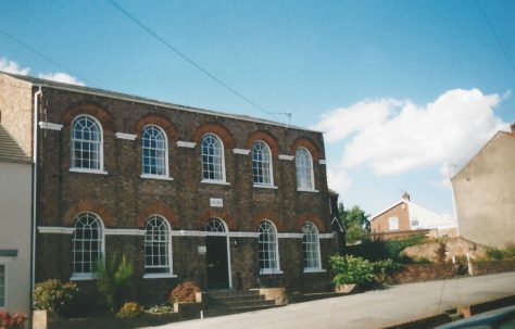 Easingwold Primitive Methodist chapel