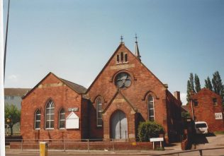 former Willerby Primitive Methodist chapel | Keith Guyler 1996