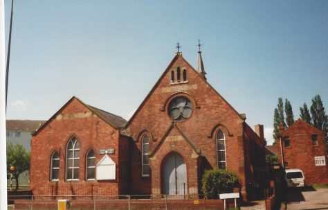 Willerby Primitive Methodist chapel