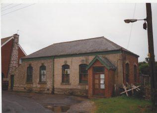 former Coniston Primitive Methodist chapel | Keith Guyler 1997