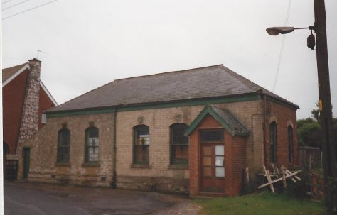 Coniston Primitive Methodist chapel