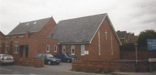 site of former Hedon Church Lane Primitive Methodist | Keith Guyler 1999