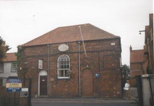 former Hedon Magdalen Gate Primitive Methodist chapel | Keith Guyler 1999