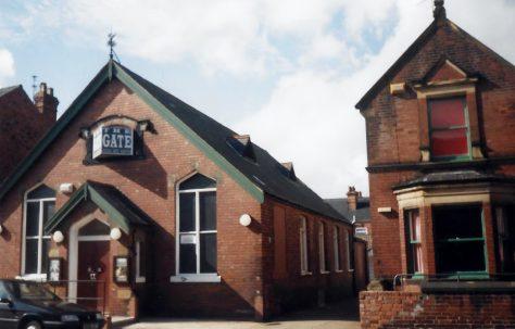 Goole Dunhill Road Primitive Methodist chapel