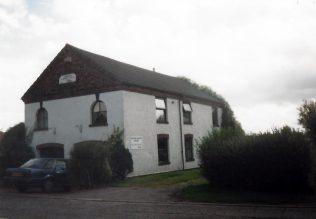 former West Cowick Primitive Methodist chapel   Keith Guyler 1999