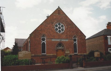 Beverley Norwood Primitive Methodist Chapel