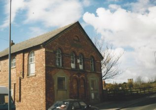 1871 Garton-on-the-Wolds Primitive Methodist Chapel as it was in 1999. The chapel originally dates from 1824 and closed in 1954. It became a workshop in 1989 | Keith Guyler 1999