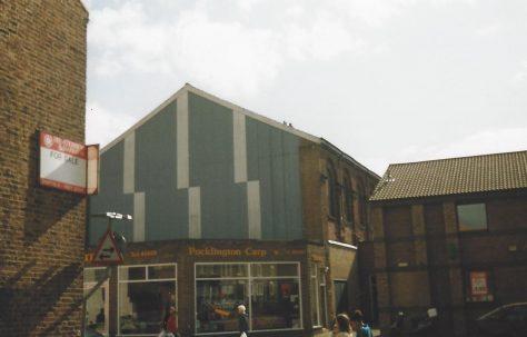Great Driffield Primitive Methodist Chapel, East Riding