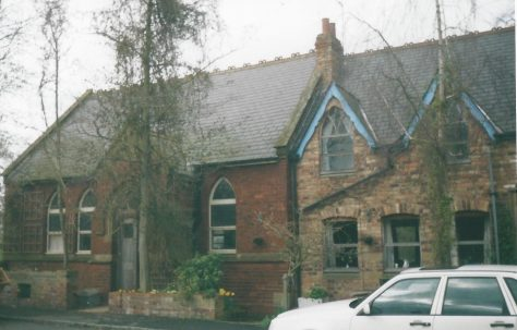 Kirkburn Primitive Methodist chapel