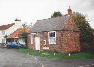 Lund Primitive Methodist Chapel, East Yorkshire 1839 | Keith Guyler, 1992