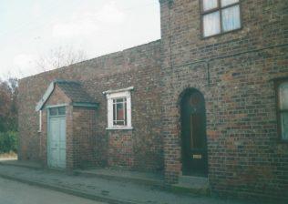 former North Frodingham  Primitive Methodist chapel | Keith Guyler 2000