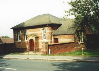 1889 Sledmere Primitive Methodist Chapel  as it was in 1992. It was formerly George Street. | Keith Guyler 1992