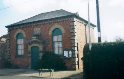Wansford Primitive Methodist Chapel