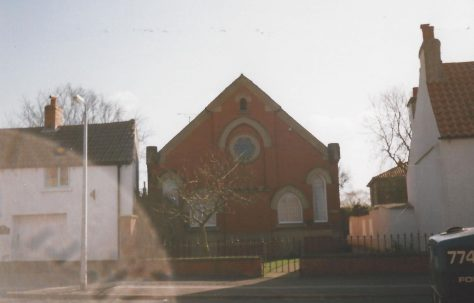 Burton Fleming Primitive Methodist chapel