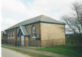 1888 Haisthorpe Primitive Methodist Chapel in Woldgate as it was in 2000. | Keith Guyler 2000