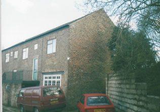 former Langtoft Primitive Methodist chapel | Keith Guyler 2000