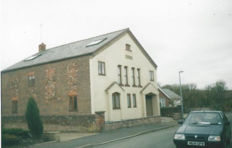 Rudston Primitive Methodist chapel
