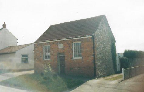 Atwick Primitive Methodist chapel