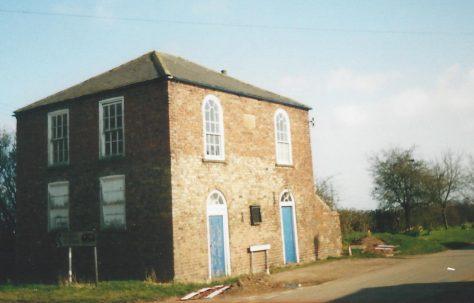 Bewholme Primitive Methodist chapel