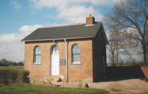Brandesburton Moor Primitive Methodist chapel