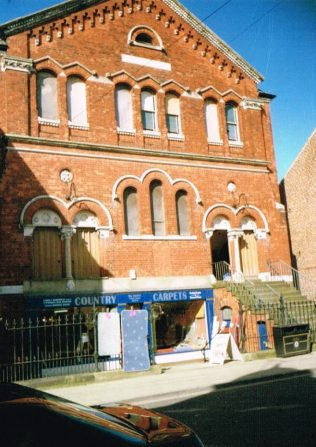 Ebenezer Primitive Methodist chapel, Filey | Keith Guyler 1999