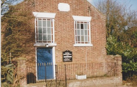 Muston Primitive Methodist chapel