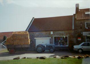 former Goathland Primitive Methodist chapel | Keith Guyler 1992