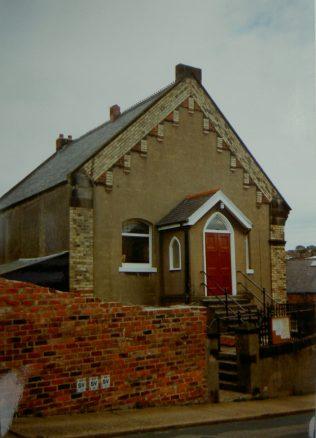 Whitby Fishburn Park Primitive Methodist chapel | Keith Guyler 1992