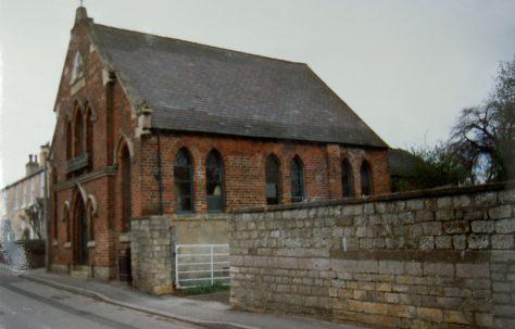 Boston Spa Primitive Methodist chapel