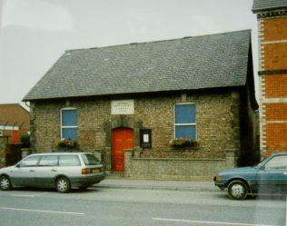 1864 Norton on Derwent (Bethel) Primitive Methodist Chapel  as it was in 1992. It was extended in 1884. | Keith Guyler 1992