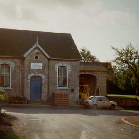 former Nawton Primitive Methodist chapel | Keith Guyler 1992