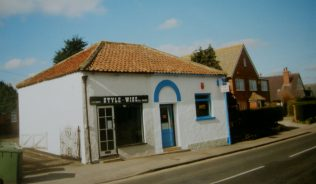 former Cayton Primitive Methodist chapel and current chip shop | Keith Guyler 2000