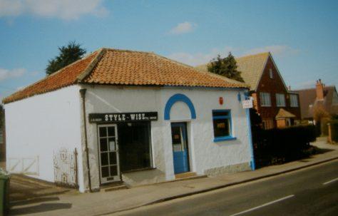 Cayton Primitive Methodist chapel