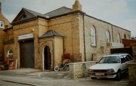 Snainton Primitive Methodist chapel