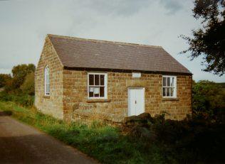 Hartoft Primitive Methodist chapel | Keith Guyler 1992