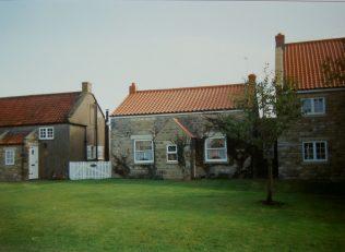 Former Levisham Primitive Methodist chapel | Keith Guyler 1992