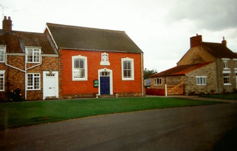 Marton (Bethel) Primitive Methodist Chapel