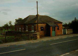 Pickering Carr Primitive Methodist chapel | Keith Guyler 1992