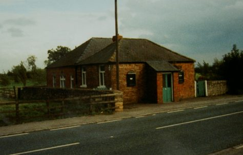 Pickering Carr Primitive Methodist chapel