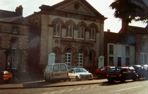 Pickering Primitive Methodist chapel