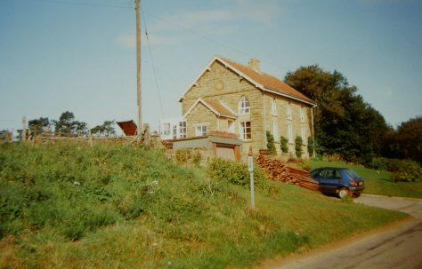 Rawcliffe (Stape) Primitive Methodist chapel